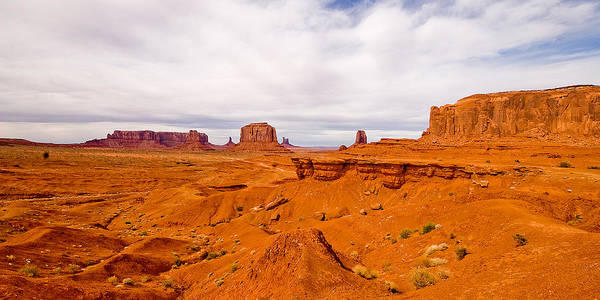 Monument Valley Photograph - John Ford's Point by Peter Tellone