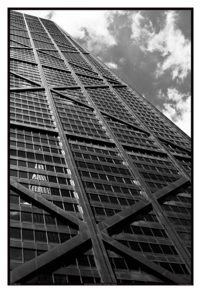 Bracing Photograph - John Hancock Center - 07.31.09_103 by Paul Hasara