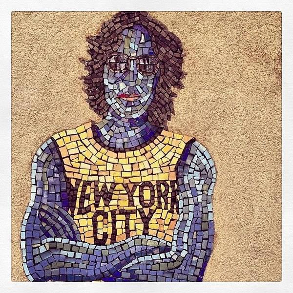 Wall Art - Photograph - John Lennon by Randy Lemoine