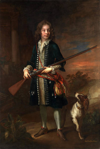 Wall Art - Painting - John Poulett, 1st Earl Poulett John, 1st Earl Poulett by Litz Collection