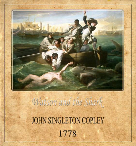 Photograph - John Singleton Copley 1 by Andrew Fare