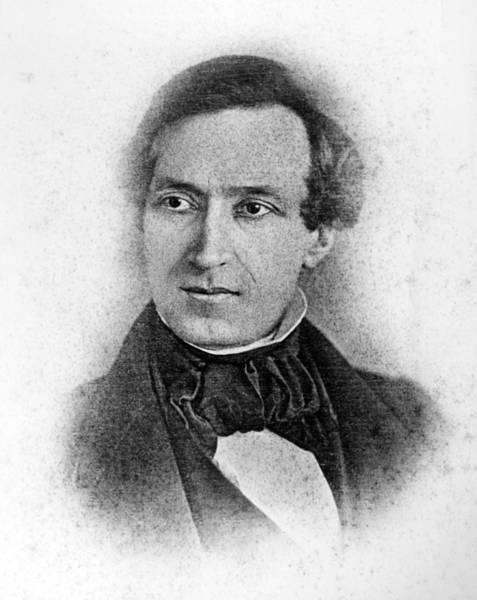Photograph - John Todd Stuart (1807-1885) by Granger