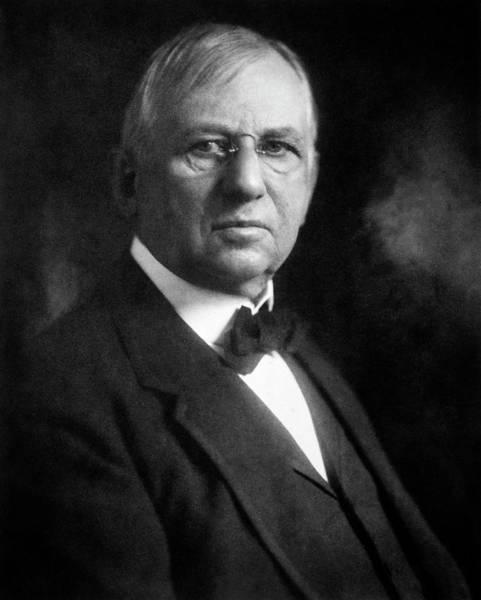 Photograph - John Wanamaker (1838-1922) by Granger