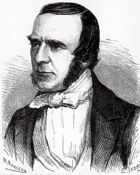 1863 Photograph - John Watkins Brett by Universal History Archive/uig