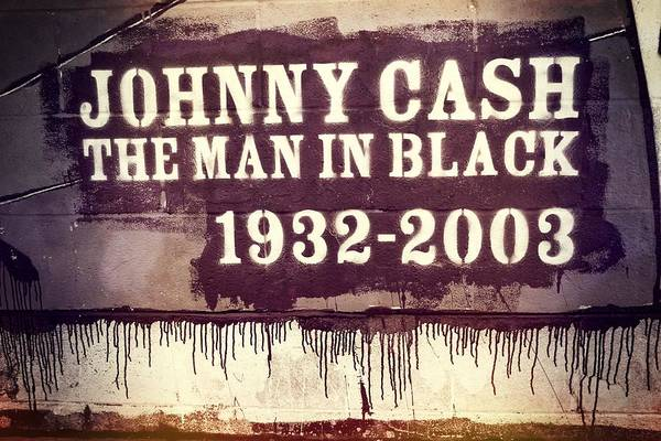 Wall Art - Photograph - Johnny Cash Memorial by Dan Sproul