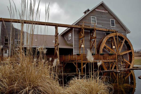 Fayetteville Photograph - Johnson Mill - Fayetteville Arkansas by Gregory Ballos