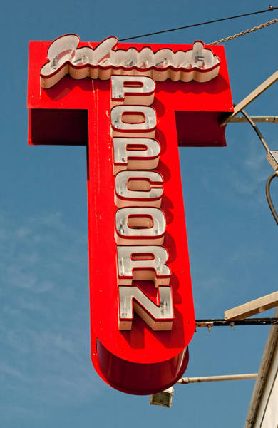 Photograph - Johnson's Popcorn by Kristia Adams