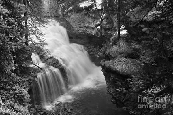 Photograph - Johnston Falls by Keith Kapple