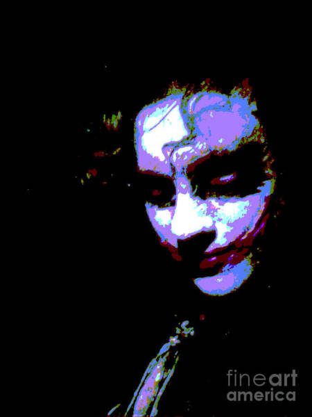 The Joker Photograph - Joker 4 by Alys Caviness-Gober