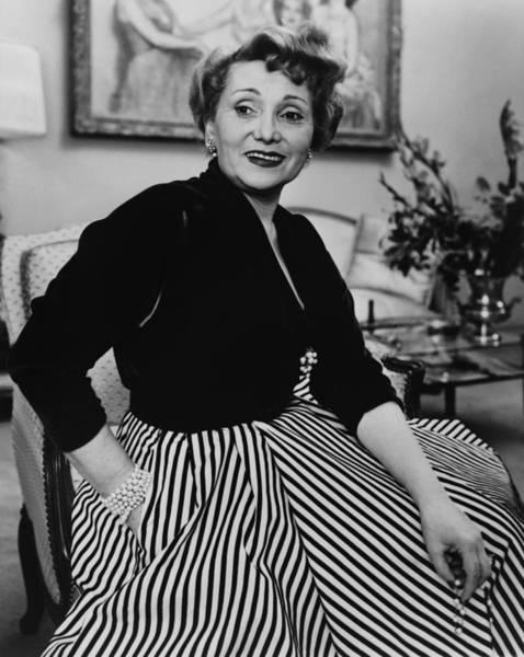 Photograph - Jolie Gabor (1896-1997) by Granger