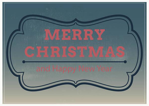 Painting - Jolly Christmas Greeting Card by Florian Rodarte