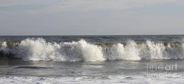 Wall Art - Photograph - Jones Beach Waves by John Telfer