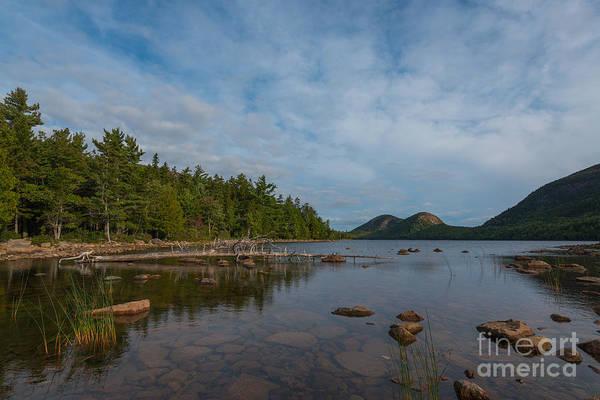 Michael Photograph - Jordan Pond Acadia National Park by Michael Ver Sprill