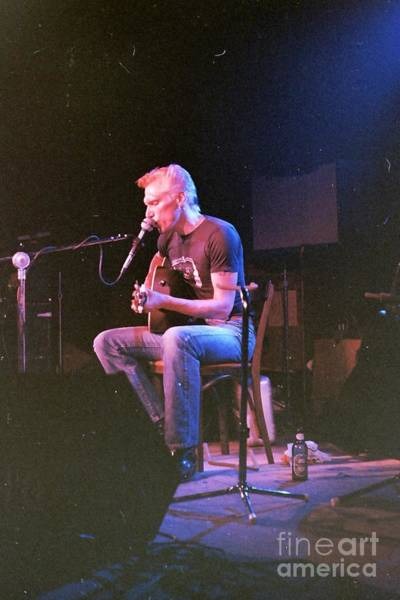 Photograph - Jorma - Acoustic by Susan Carella