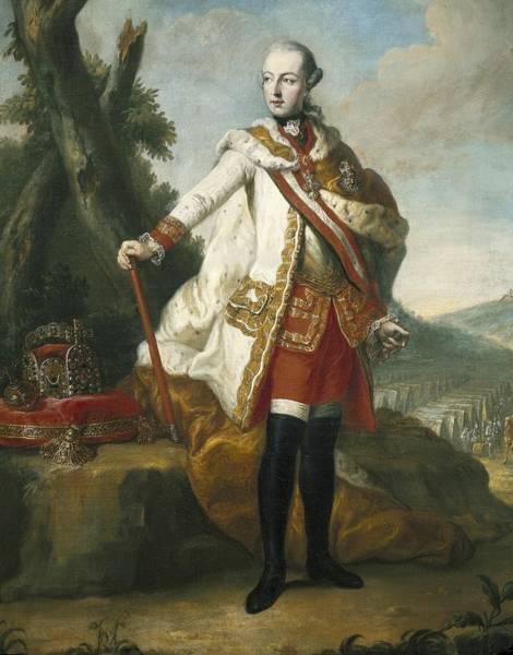 1741 Photograph - Joseph II  Of Habsburg 1741-1790 by Everett