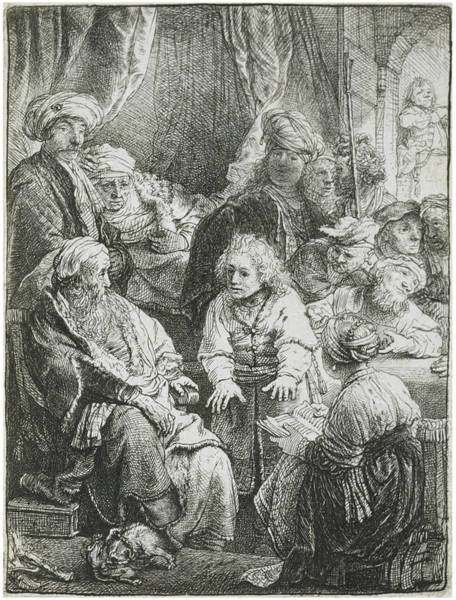 Drawing - Joseph Telling His Dreams by Celestial Images