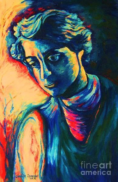 Painting - Joseph The Dreamer by Carole Spandau