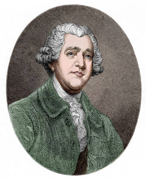 Stoneware Wall Art - Photograph - Josiah Wedgwood by Sheila Terry/science Photo Library
