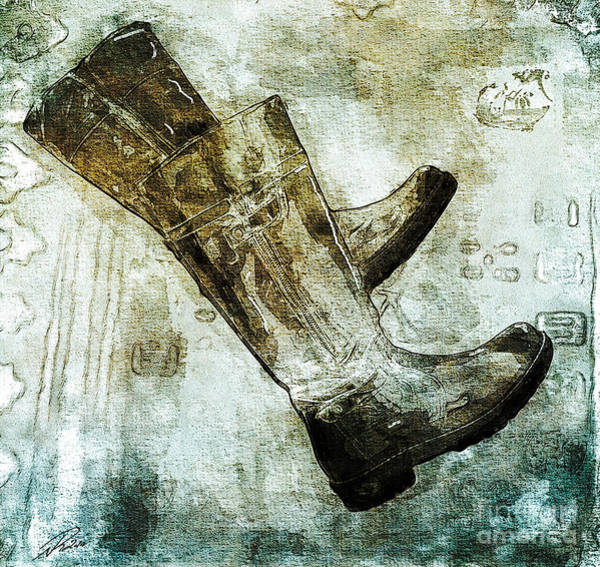 Mixed Media - Journey Journal - An Uncluttered Future by Nicole Philippi