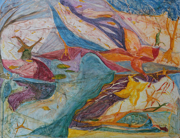 Painting - Joy Of Life by Trina Teele