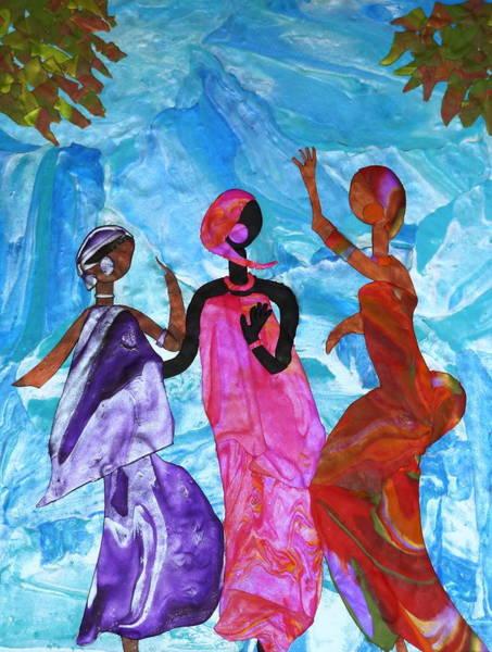 Joyful Celebration Art Print