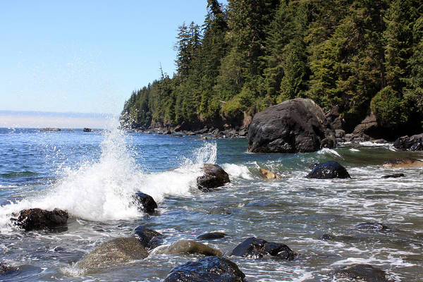 Photograph - Juan De Fuca Strait by Gerry Bates