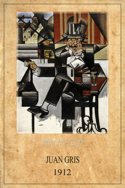 Photograph - Juan Gris 2 by Andrew Fare