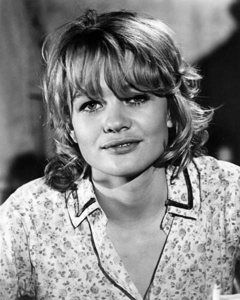 Kill Photograph - Judy Geeson In Sam Hill: Who Killed Mr. Foster?  by Silver Screen