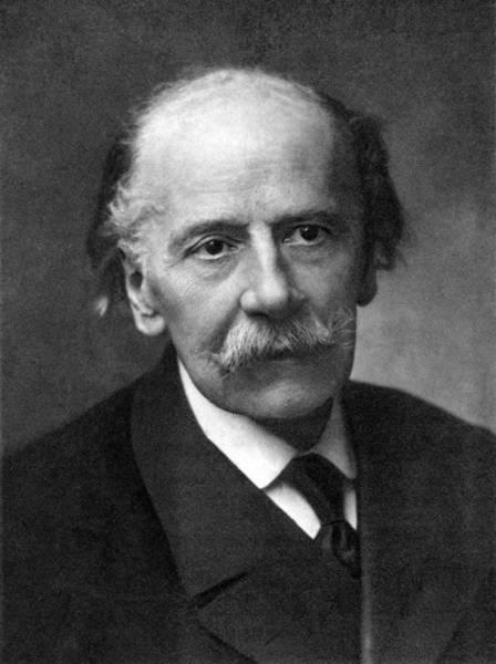 Photograph - Jules Massenet (1842-1912) by Granger
