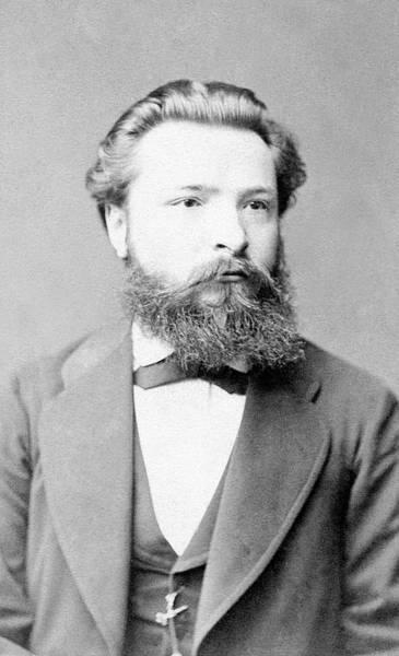 Inventor Photograph - Julian Ochorowicz by Universal History Archive/uig