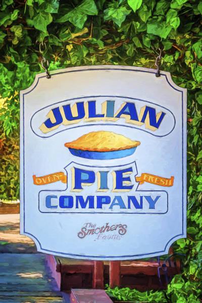 Photograph - Julian Pie Company by Joan Carroll