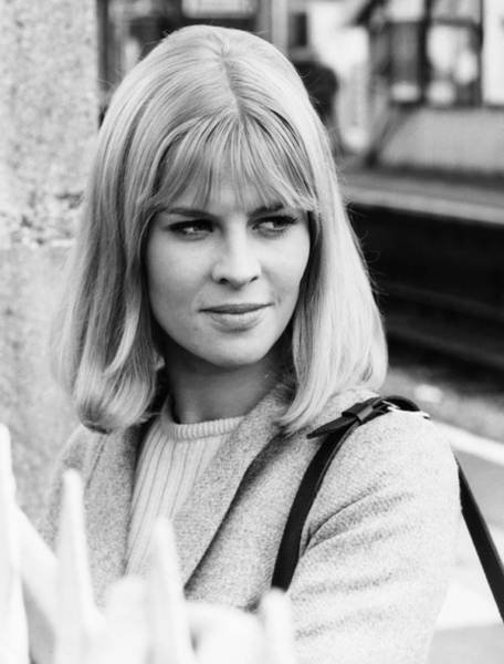 Julie Christie Photograph - Julie Christie, At The Time by Everett