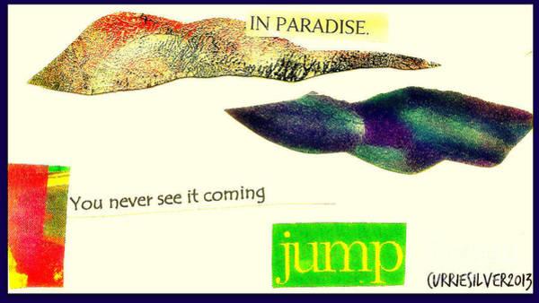 Digital Art - Jump by Currie Silver