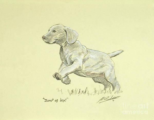 Pastel - Jump Of Joy by John Silver
