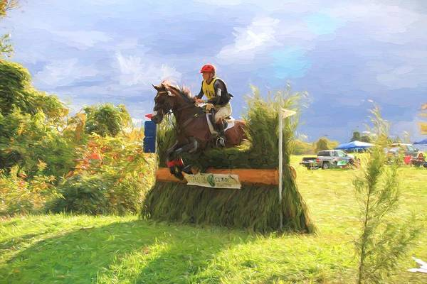 Fairhill Photograph - Jumper Skies by Alice Gipson