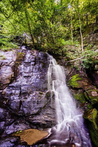 Photograph - Juneywhank Falls by Randy Scherkenbach