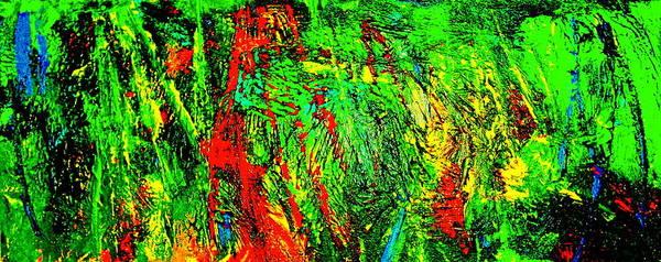 Painting - Jungle Beat by Monique Wegmueller