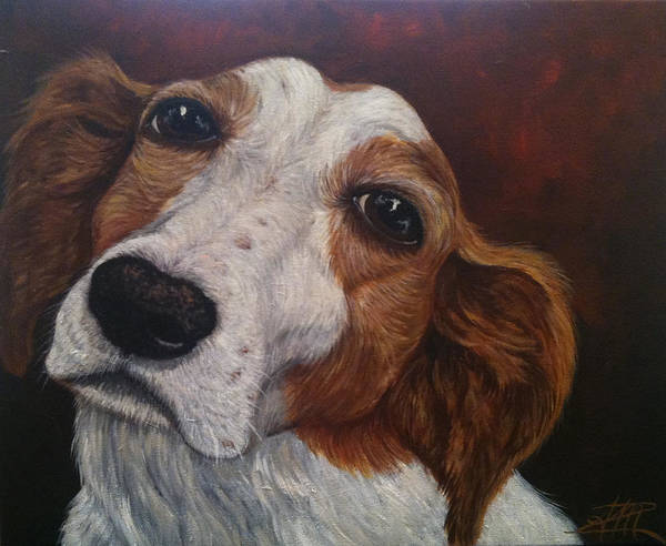 Painting - Junior by Ana Marusich-Zanor