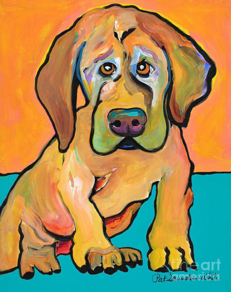 Painting - Juno by Pat Saunders-White