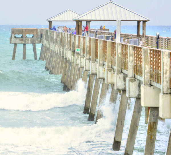 Photograph - Juno Pier by Jody Lane