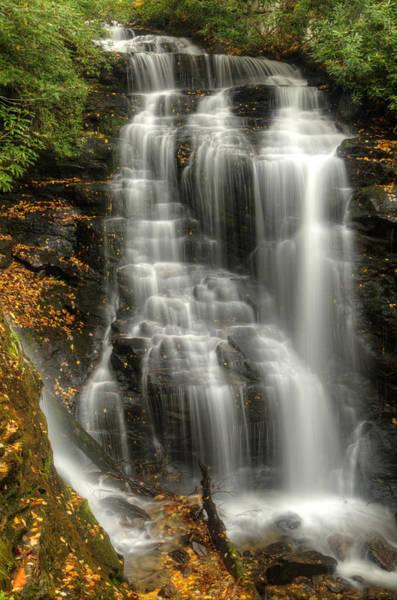 Photograph - Juny Whank Falls by Walt Sterneman