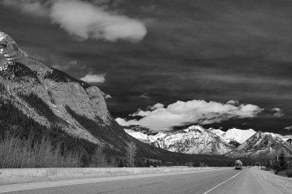 Photograph - Just Before Banff by Guy Whiteley