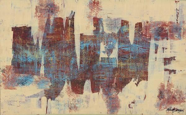Just Below The Surface Art Print