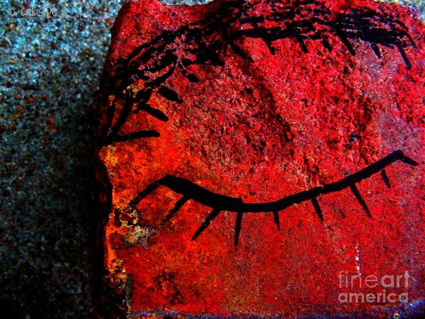 Sharpie Wall Art - Photograph - Just Breathe by Chris Berry