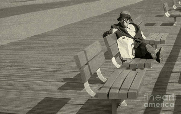 Photograph - Just Chilling by Jeff Breiman