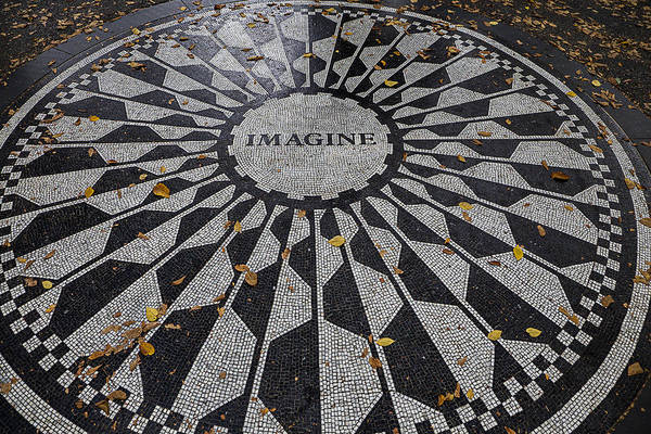 Homage Photograph - Just Imagine by Garry Gay
