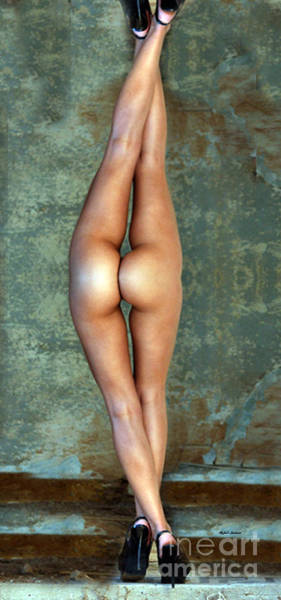 Digital Art - Just Legs by Rafael Salazar
