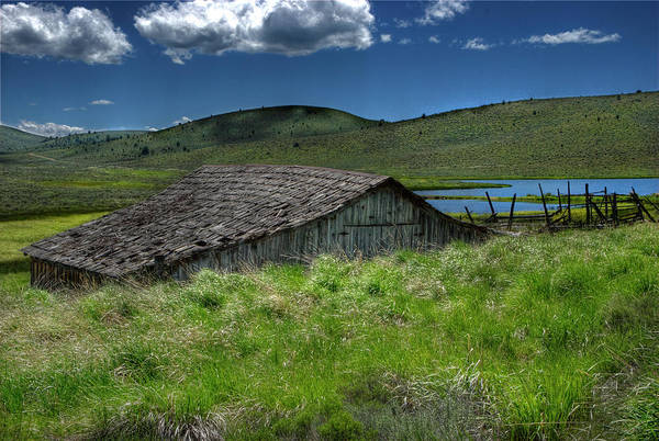 Photograph - Just Over The Hill by Arthur Fix