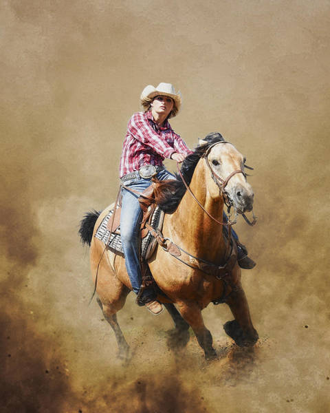 Wall Art - Photograph - Just Ride by Ron  McGinnis