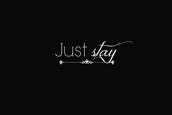 Prop Digital Art - Just Stay by Chastity Hoff
